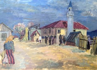 Златка Дъбова (1927 - 1997). Позната и непозната. Живопис и графика