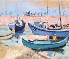 Новите картини на галерия Лоранъ