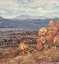 Пейзаж (Есен) / Landscape (Autumn)