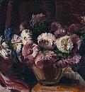 Натюрморт - ваза с цветя / Still Life - Vase of Flowers
