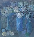 Натюрморт в синя гама / Still Life (in Blue)
