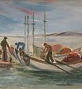 Рибарски лодки / Fishing Boats