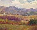 Село в планината