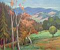 Планински пейзаж II