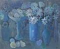 Натюрморт в синя гама / Still Life (in Blue)