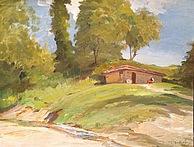 Спомен от с. Бяла, Сливенско / Byala Village near Sliven